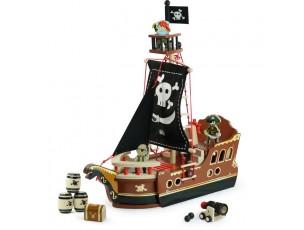 Barco pirata  Vilac