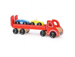 Camión con coches  Vilac