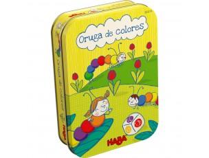 Oruga de colores  Haba