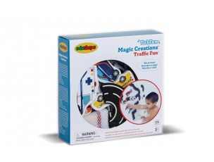 Magic Creation, Traffic Fun  Edushape