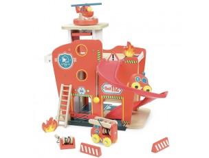 Estación de bomberos  Vilac