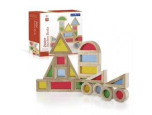 Rainbow blocks  Guidecraft