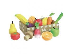 Frutas y verduras  Vilac