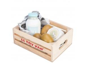 Caja con alimentos  Le Toy Van