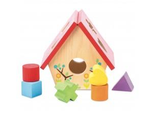 Casa de formas  Le Toy Van