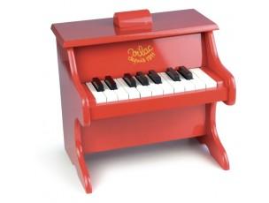 Piano rojo  Vilac