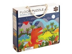 Puzzle dinosaurio  Petit Collage