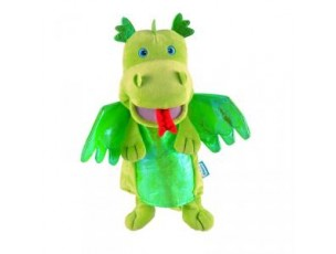 Marioneta dragón  Fiesta Crafts