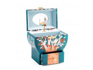 Caja de música árbol poético  Djeco