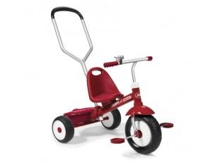 Triciclo con tirador