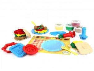 Set comidas plastilina ecológica  Green Toys