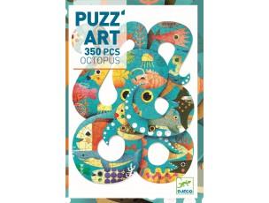 Puzzle Art Pulpo  Djeco
