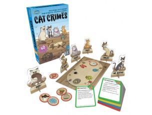 Cat Crimes  Think Fun