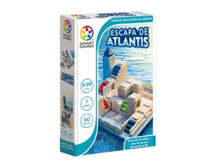 Escapa de Atlantis  Smart Games