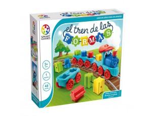 El tren de las formas  Smart Games
