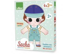 Puzzle Sacha  Vilac