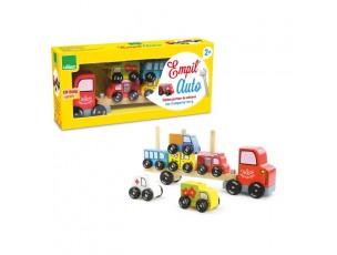 Camión con vehículos  Vilac