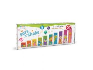 Sort and shake  Fiesta Crafts