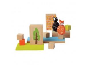 Set bosque  Manhattan toys