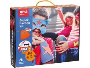 Kit superheroes