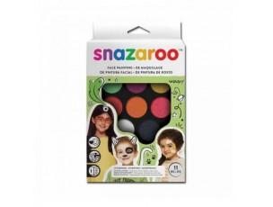 Paleta de maquillaje mixta  Snazaroo