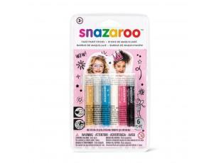 Barras de pintura facial fantasía  Snazaroo