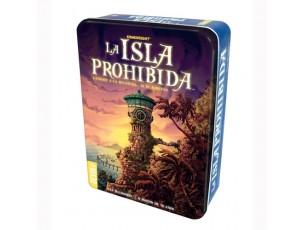 La isla Prohibida  Devir Iberia