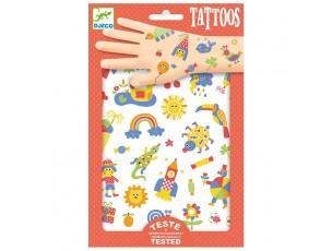 Tattoos So Cute  Djeco