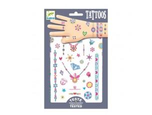 Tattoos Joyas de Jenni  Djeco
