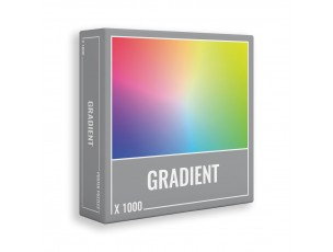 Puzzle Gradient 1000 piezas  Cloudberries