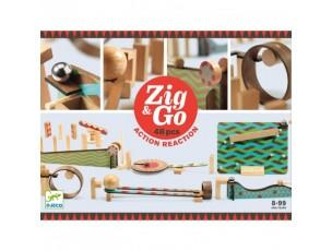 Zig & Go 48 piezas  Djeco
