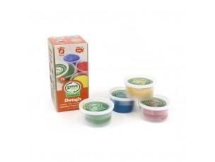 Pack plastilina ecológica  Green Toys