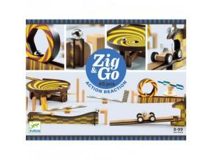 Zig & Go 45 piezas  Djeco