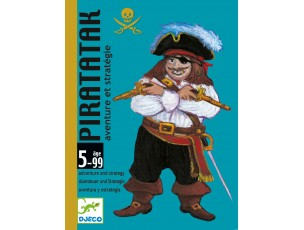 Cartas piratatak  Djeco