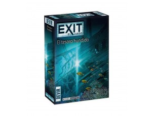 Exit: El tesoro hundido  Devir Iberia