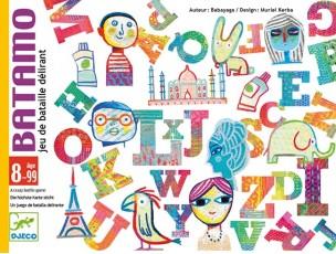 Cartas Batamo  Djeco