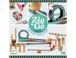 Zig & Go 28 piezas  Djeco