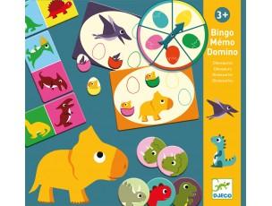 Educativos Dinosaurios  Djeco