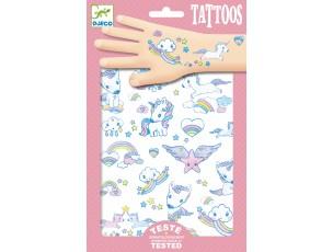 Tattoos Unicornios  Djeco