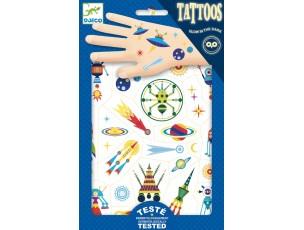 Tattoos Espacio  Djeco