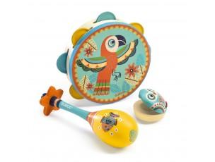 Animambo percusión  Djeco