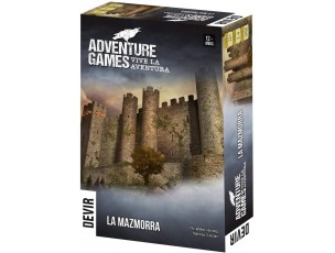 Adventure Games La Mazmorra  Devir Iberia