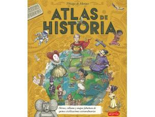 Atlas de Historia  HarperCollins Ibérica