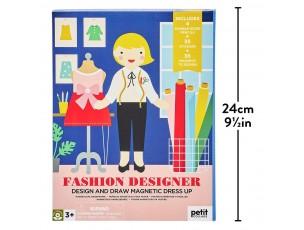 Magnético Fashion Designer  Petit Collage
