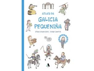 Atlas da Galicia pequeniña  Aira Editorial