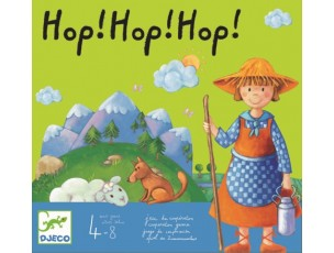 Hop! Hop! Hop!  Djeco