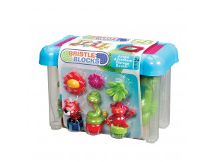 Bristle Blocks 58 pezas-B. Toys