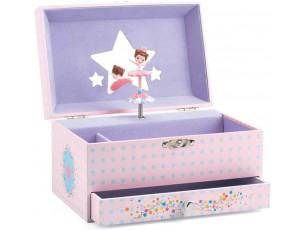 Caixa de música bailarina-Djeco