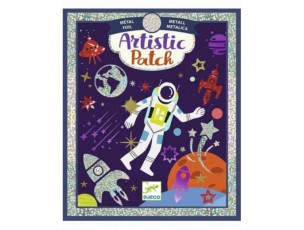 Artistic Patch cosmo  Djeco