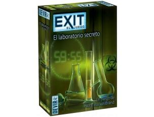 Exit: El laboratorio secreto  Devir Iberia